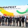 Repülőgép népszerűsíti a budapesti olimpiát