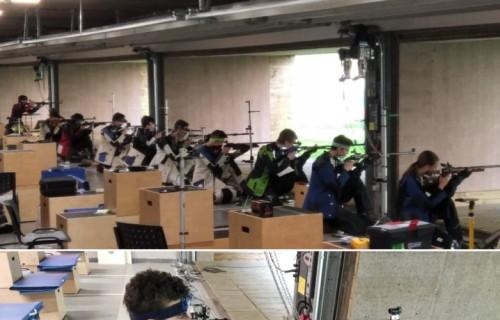 Parasportolók részvételével rendezték meg a Sportlövők Országos Bajnokságát
