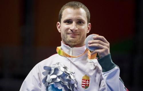 Csonka András ezüstérmet nyert asztaliteniszben! Hatodik nap összefoglaló és képek