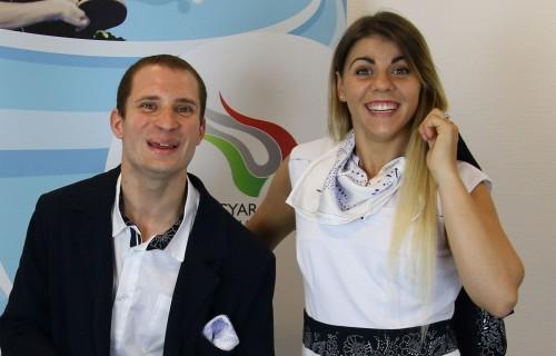 A Magyar Paralimpiai Csapat sportolói átvették forma- és sportruháikat