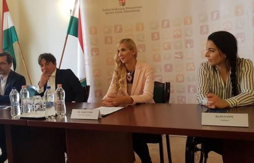 Az idei évhez képest közel kétszer akkora összeg, 907 millió forint jut 2020-ban a magyar fogyatékos sport számára