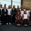 Újszerű együttműködés a Magyar Paralimpiai Bizottság és a Magyar Vívó Szövetség között - a római világbajnokságról hazaérkező vívók ünnepélyes köszöntése