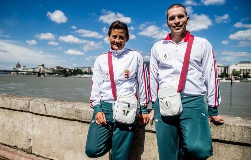 Bemutatták a Magyar Paralimpiai Csapat egyedi forma- és sportruházatát