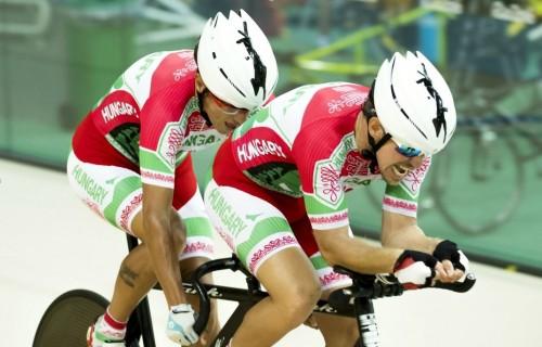Visszavonul a Butu-Garamszegi paralimpikon tandempáros