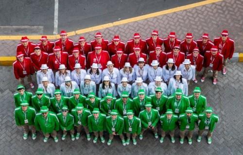 Szívből gratulálunk a Magyar Speciális Olimpia Csapatnak!