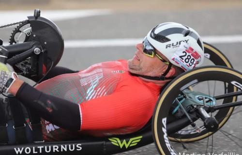 Újabb parakerékpáros kvótával emelkedett az utazó csapat létszáma