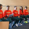 Elbúcsúztatták a pjongcsangi XII. téli paralimpiára hétfőn délután elindult magyar sportolókat.