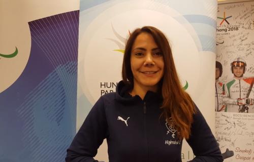 Hajmási Éva: Nehéz lett volna ilyen körülmények között megrendezni a paralimpiát, megnyugodtam, amikor hivatalosan elhalasztották