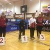 Csonka András és Máthé Andrea asztaliteniszezők aranyérmet nyertek a Cseh Openen