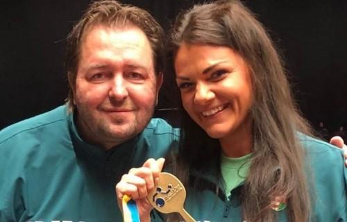 Szvitacs Alexa az első para-asztalitenisz Európa-bajnokságán rögtön aranyérmet szerzett, míg Major Endre és Pálos Péter ezüstérmesként zárt egyéniben Helsingborgban!