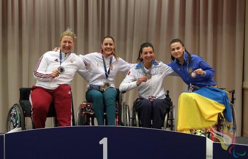 IWAS Kerekesszékes Vívó Világkupa/ Wheelchair Fencing World Cup Kaposvári Zsolt Emlékverseny 2. versenynapjának eredményei