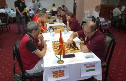 Véget ért a XV. Látássérültek Sakkolimpiája a macedóniai Ohridban, amelyen a magyar válogatott 12 év kihagyás után újra megmérettette magát a nemzetközi mezőnyben.