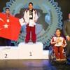 Három arany, két ezüst és három bronzérmet nyert a magyar para szkander csapat a budapesti világbajnokságon!