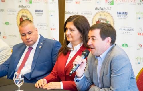 Integrált Szkander Világbajnokság szeptember 5-10. között Budapesten, 8 magyar parasportoló nevezésével.