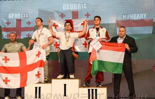 Szófiában a szkander Európa-bajnokságon hét parasportoló képviselte hazánkat, Farkas István és Budai Miklós bronzérmet nyertek.