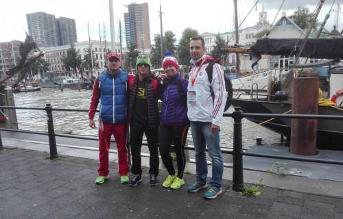 Nyolcadik helyen végeztek a magyar triatlonisták a rotterdami világbajnokságon.