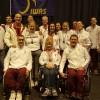 Négy arany, két ezüst és három bronzérmet nyertek a kerekesszékes vívóink a holland Nemzetek Nagydíja világkupán!