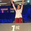 Hajmási Éva megvédte Európa-bajnoki címét, tíz érem a magyaroknak az Olaszországban rendezett viadalon!