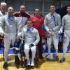 A kerekesszékes vívók 3 arany-, 1-1 ezüst- és bronzéremmel zárták a pisa-i világkupa versenyt