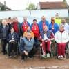 Új versenyzők is elindultak a XXVI. Dr. Vanyek Béla Emlékversenyen, a Parasportolók Országos Dobóbajnokságán Vácon