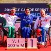 Suba Róbert két ezüstérmet nyert a racicei kajak-kenu világbajnokságon!