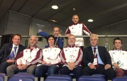 Tisztes helytállás a madridi karate világbajnokságon