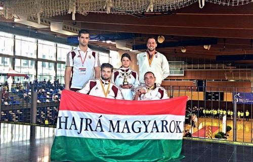 Bronzérmet nyert a magyar csapat a spanyol Regionális Boccia Openen