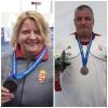 Két bronzérmet nyertek a sportlövők az eszéki világkupán.