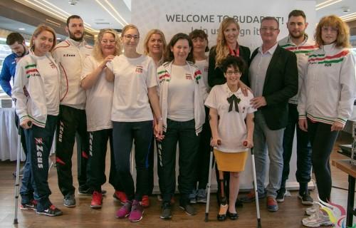 Kisorsolták a Női-és Férfi Ülőröplabda Európa-bajnokság csoportjait