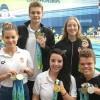Két arany-, két ezüst- és öt bronzérmet nyertek a magyarok a dublini paraúszó Európa-bajnokságról