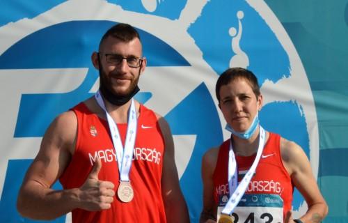 Magyar sikerek az idénynyitó paraatlétika versenyen