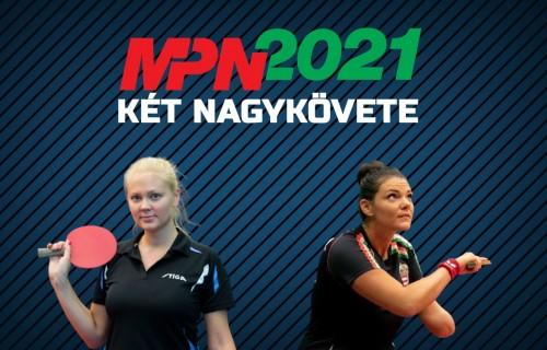 Bemutatkoznak a 2021-es Magyar Parasport Napjának nagykövetei