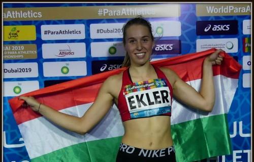 Ekler Luca: A para atlétika segített elfogadni azt, aki vagyok