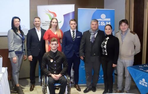Kihirdették a K&H mozdulj! paralimpiai kártyaprogram idei nyerteseit