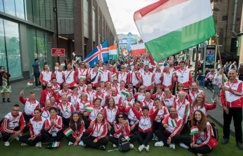 A második legeredményesebb európai csapat volt a magyaroké a Szervátültetettek XXII. Világjátékán!
