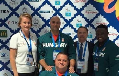 Magyar érem nélkül zárult a kazahsztáni para erőemelő világbajnokság, 2021-ben Magyarország lesz a következő rendező ország