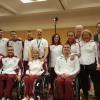 Nyolc érem, 52 paralimpiai pont, negyedik hely az éremtáblázaton - a római kerekesszékes vívó világbajnokság lenyűgöző magyar eredményei