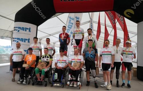 Rekordszámú nevezés az idei para kerékpár országos bajnokságra