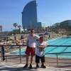 Kiválóan szerepelt a magyar paralimpiai úszócsapat a Spanyol Nemzetközi Kupán