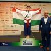 Egy arany és három bronzérmet nyertek a magyarok a parataekwondo világbajnokságon!