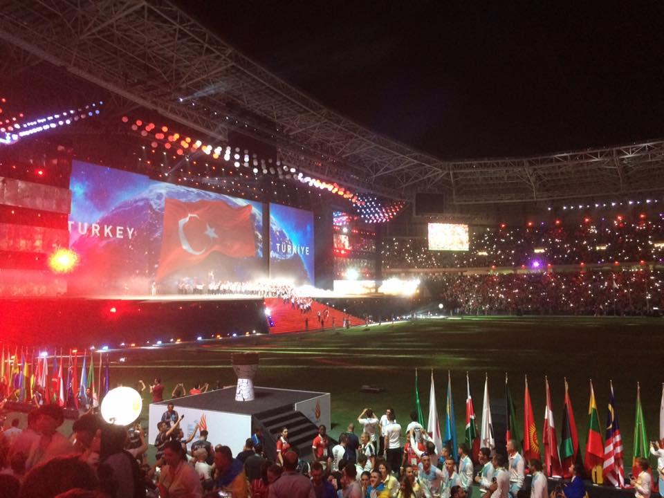 XXIII. Siketlimpiai Játékok